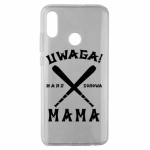 Huawei Honor 10 Lite Case Attention mom