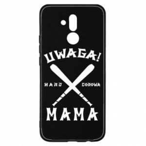 Huawei Mate 20Lite Case Attention mom