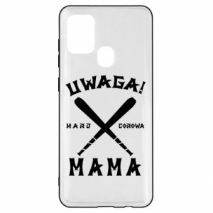 Samsung A21s Case Attention mom