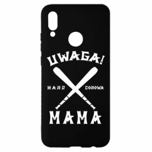Huawei P Smart 2019 Case Attention mom