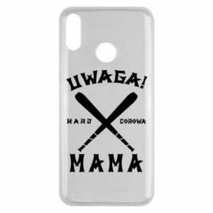 Huawei Y9 2019 Case Attention mom