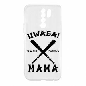 Xiaomi Redmi 9 Case Attention mom