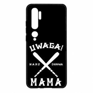 Xiaomi Mi Note 10 Case Attention mom