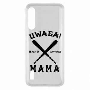 Xiaomi Mi A3 Case Attention mom