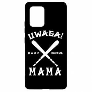 Samsung S10 Lite Case Attention mom