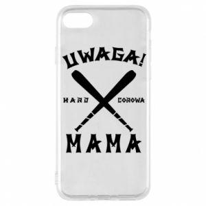 Etui na iPhone 7 Uwaga mama