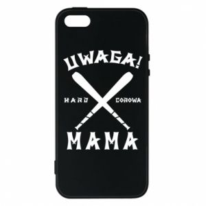 iPhone 5/5S/SE Case Attention mom