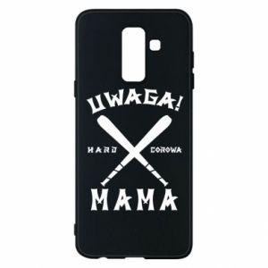 Samsung A6+ 2018 Case Attention mom
