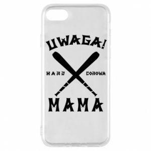 Etui na iPhone 8 Uwaga mama