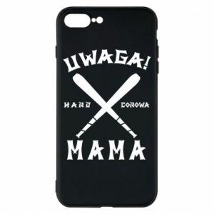 iPhone 8 Plus Case Attention mom