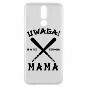 Huawei Mate 10 Lite Case Attention mom