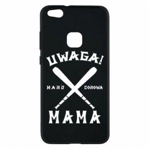 Etui na Huawei P10 Lite Uwaga mama