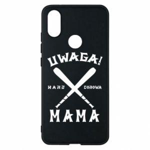 Xiaomi Mi A2 Case Attention mom