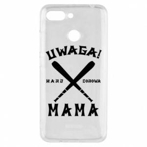 Xiaomi Redmi 6 Case Attention mom