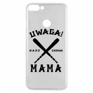 Huawei P Smart Case Attention mom