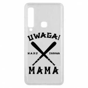 Etui na Samsung A9 2018 Uwaga mama