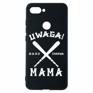 Xiaomi Mi8 Lite Case Attention mom