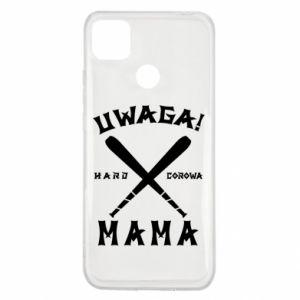 Xiaomi Redmi 9c Case Attention mom