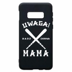Samsung S10e Case Attention mom