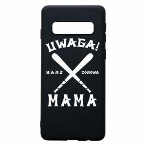 Samsung S10 Case Attention mom