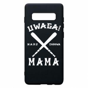 Samsung S10+ Case Attention mom