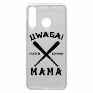 Etui na Huawei P30 Lite Uwaga mama
