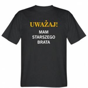 Koszulka Uważaj mam starszego brata