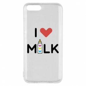 Etui na Xiaomi Mi6 Uwielbiam mleko