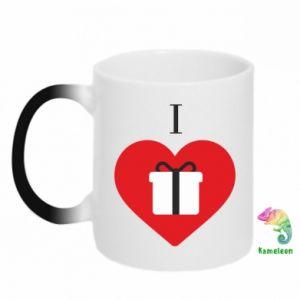 Magic mugs I love presents