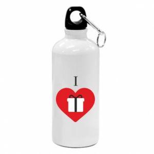 Water bottle I love presents