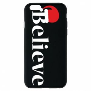 iPhone 6/6S Case Believe in a hat