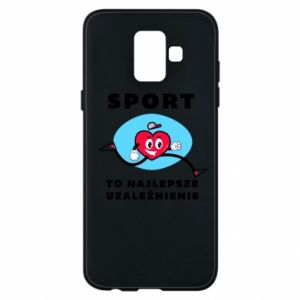 Samsung A6 2018 Case Addiction