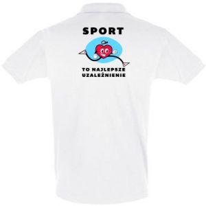 Koszulka Polo Uzależnienie
