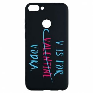 Phone case for Huawei P Smart V is for vodka.