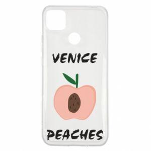 Etui na Xiaomi Redmi 9c Venice peaches