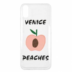 Etui na Xiaomi Redmi 9a Venice peaches