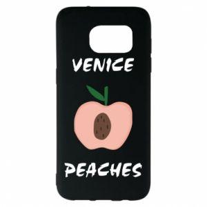 Etui na Samsung S7 EDGE Venice peaches