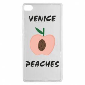 Etui na Huawei P8 Venice peaches