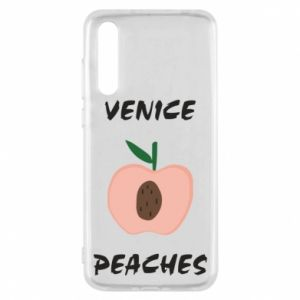 Etui na Huawei P20 Pro Venice peaches