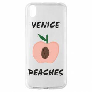 Etui na Huawei Y5 2019 Venice peaches