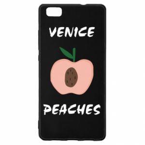 Etui na Huawei P 8 Lite Venice peaches