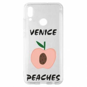 Etui na Huawei P Smart 2019 Venice peaches