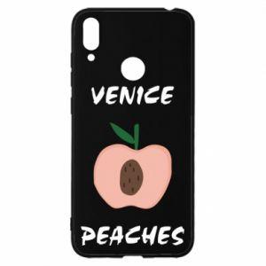 Etui na Huawei Y7 2019 Venice peaches