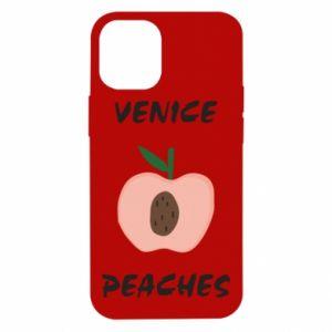 Etui na iPhone 12 Mini Venice peaches