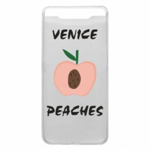 Etui na Samsung A80 Venice peaches