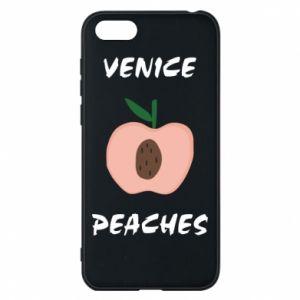 Etui na Huawei Y5 2018 Venice peaches