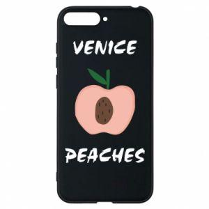 Etui na Huawei Y6 2018 Venice peaches