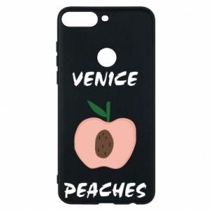 Etui na Huawei Y7 Prime 2018 Venice peaches