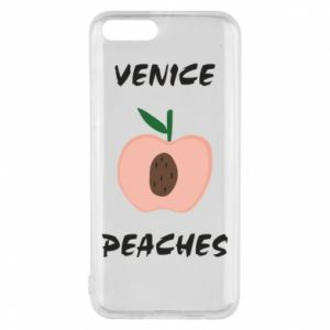 Etui na Xiaomi Mi6 Venice peaches
