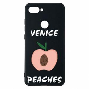 Etui na Xiaomi Mi8 Lite Venice peaches